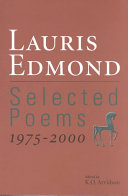 Selected Poems  1975 2000 PDF