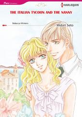 THE ITALIAN TYCOON AND THE NANNY: Harlequin Comics