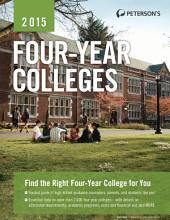 Four-Year Colleges 2015: Edition 45