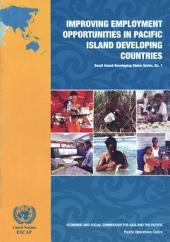 Improving Employment Opportunities in Pacific Island Developing Countries