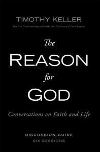 The Reason for God Discussion Guide Book