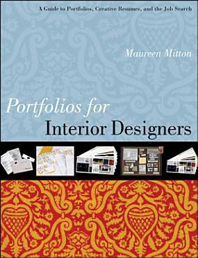 Portfolios for Interior Designers PDF