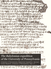 The Babylonian expedition of the University of Pennsylvania: Volume 9