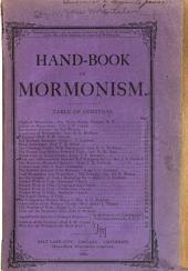 Hand-book on Mormonism