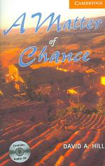 A Matter of Chance Level 4 Intermediate Book with Audio CDs (2) Pack