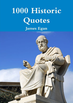 1000 Historic Quotes PDF