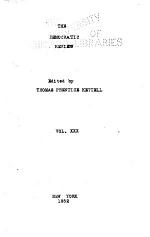 The United States Democratic Review