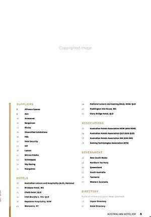 Australian Hotelier PDF