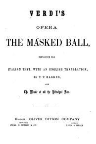 Verdi s Opera The Masked Ball PDF