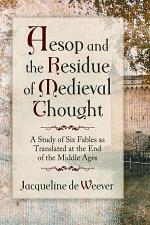 Aesop and the Imprint of Medieval Thought
