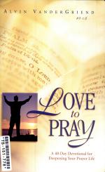 Love to Pray