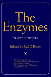 The Enzymes: Volume 10, Edition 3