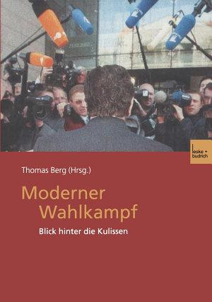 Moderner Wahlkampf PDF