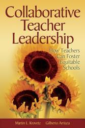 Collaborative Teacher Leadership PDF