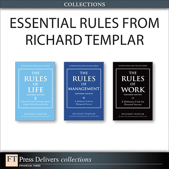 Essential Rules From Richard Templar Collection