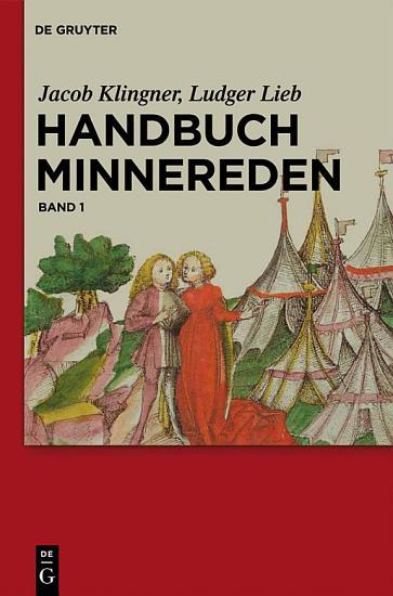 Handbuch Minnereden PDF