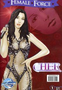 Female Force  Cher