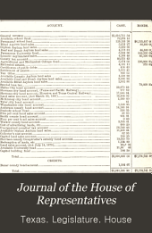 Journal of the House of Representatives ...: Volume 20