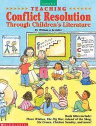 Teaching Conflict Resolution Through Children S Literature Book PDF
