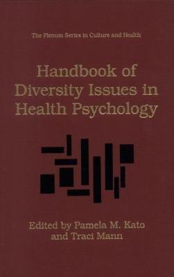 Download Handbook of Diversity Issues in Health Psychology Book