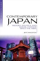 Contemporary Japan PDF