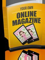 Create Your Own Magazine Online PDF