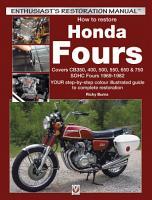How to restore Honda SOHC Fours PDF