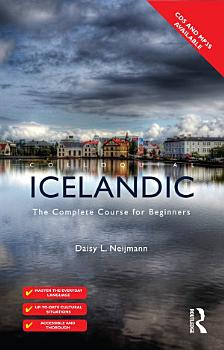 Colloquial Icelandic  eBook And MP3 Pack  PDF