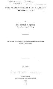 Miscellaneous Smithsonian publications on aeronautics