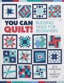 You Can Quilt  Book