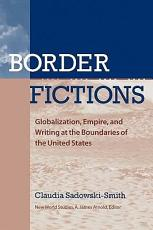 Border Fictions PDF