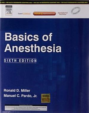Basics of Anesthesia  6 e PDF
