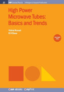 High Power Microwave Tubes, Volume 1