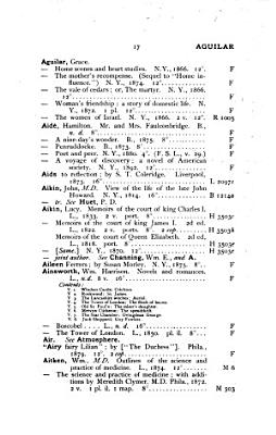 Catalogue of the Harlem Library PDF