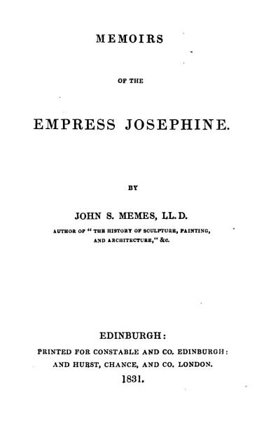 Constable's Miscellany of Original and Selected Publications in the Various Departments of Literature, Science, & the Arts