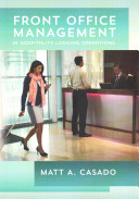Front Office Management in Hospitality Lodging Operations PDF