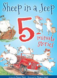 Sheep in a Jeep 5-Minute Stories Book