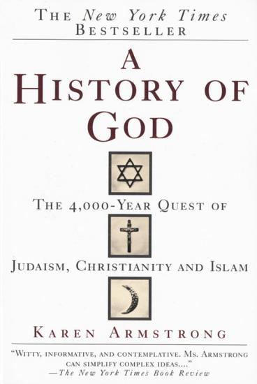 A History of God PDF