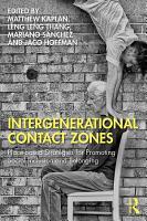 Intergenerational Contact Zones PDF