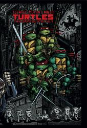 Teenage Mutant Ninja Turtles: The Ultimate B&W Collection, Vol. 3