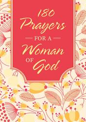 180 Prayers For A Woman Of God PDF