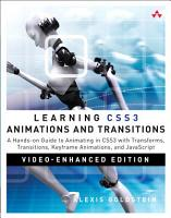 Learning CSS3 Animations   Transitions  Video Enhanced Edition PDF