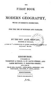The first book of modern geography