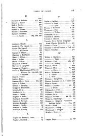 Chancery Chambers Reports: Volumes 1-2