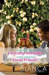 Bianca 263–264.: Karácsonyi készülődés, Kedves Mikulás!