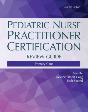 Pediatric Nurse Practitioner Certification Review Guide PDF