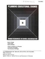 Human Resources in School Desegregation PDF