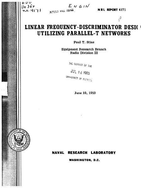 NRL Report PDF