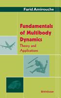 Fundamentals of Multibody Dynamics PDF