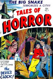Tales of Horror, Volume 3, The Big Snake Terrorizes a City